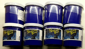 X8 Green Galaxy Neptune Blue Hsa Water Based Ink Screen Print Paint quart