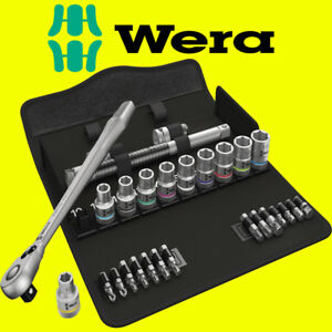 Wera Tools Zyklop Metal Ratchet Set With Switch Lever 1 2 Drive Metric 4078001