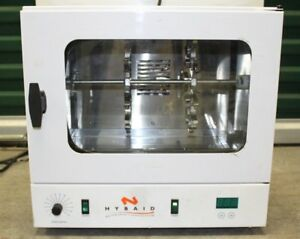 Hybaid Incubator Hybridization Oven Hs9320 Complete W rotisserie Excellent