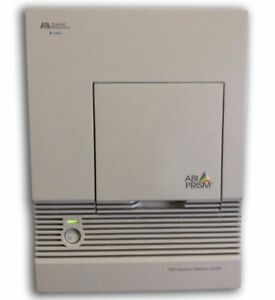 Applied Biosystems Abi Prism Pcr 7000 Sequence Detection System W laptop