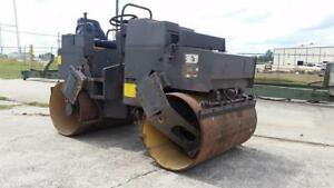 Caterpillar Cb 224b Vibrating Smooth Drum Roller Finance Available