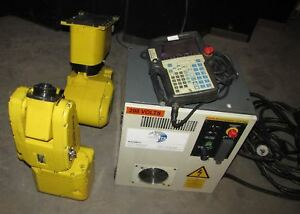 Fanuc Robot Model Lr Mate 200ib With Controller R j3ib Mate 2081