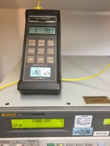 Omega Hh22 Type J k Thermocouple Microprocessor Thermometer calibrated