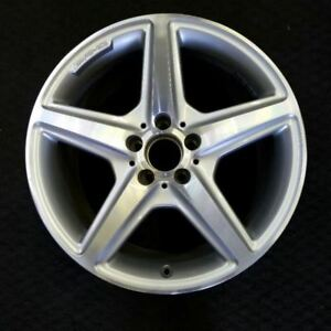 18 Mercedes Cls550 Cls400 2012 2018 Amg Rear Oem Factory Wheel Rim 85231a