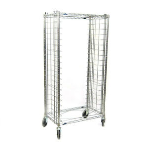 Metro Rs3 30 l X 19 5 w 19 Pan Non conductive Esd Tray Wire Tray Cart