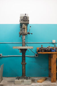 Clausing Floor Drill Press