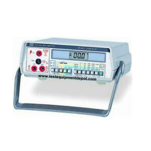 Instek Gdm8034 Bench Digital Multimeter 1000v 20a Range Built in C Meter