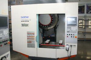 2008 Brother Tc s2c 0 Cnc Drill Tap Center Vmc