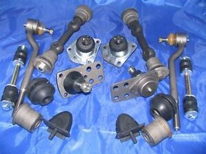 Front End Suspension Kit 1963 1967 Chevy Ii Nova 63 64 65 66 67 Ball Joints