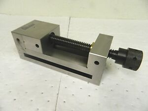 Gibraltar Steel Toolmakers Vise 5 Capacity 1 7 High X 10 Oal 42052555