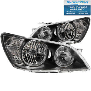 2001 2005 Fits Lexus Is300 Front Left Driver Side Right Passenger Side Headlight
