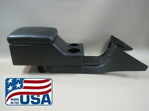 2011 2020 Dodge Charger Police Deluxe Center Console Armrest Kit W Plate Trim