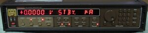 Keithley 236 High Voltage Source Measure Unit W Manual Nist Calibrated