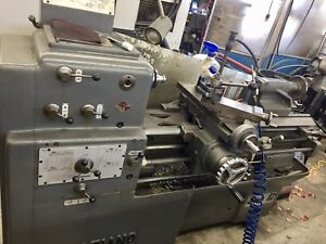 Manual Engine lathe Machine Made In Italy