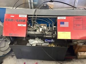 Horizontal Metal Band Saw Made In Usa
