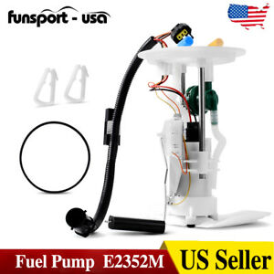 Fuel Pump Assembly E2352m Fits 2002 2003 Ford Explorer 4 0l Mercury Mountaineer