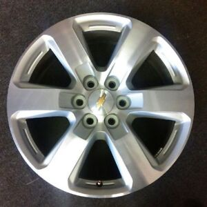 20 x7 5 Inch 2016 2017 Chevy Traverse Oem Factory Alloy Wheel Rim Take Off 5769