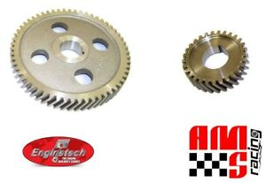 Timing Gear Set For 1965 1996 Ford 4 9l 300 6 Cylinder Aluminum Cam Gear
