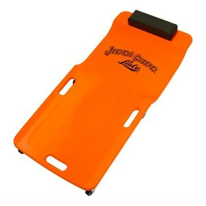 Low Profile Plastic Creeper neon Orange Lis93202 Brand New