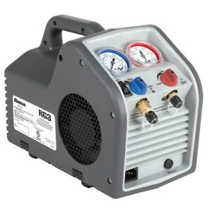 Rg3 Portable Refrigerant Recovery Machine Robrg3 Brand New