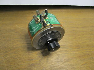 Staco Energy Type 171 Variable Transformer Variac