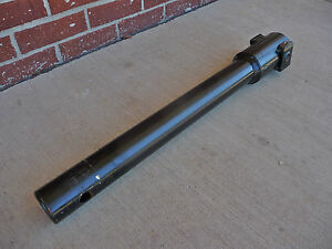 Lowe Auger Post Hole Shaft Extension 24 Round 2 9 16 Diameter Ship 49