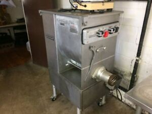 Hobart Mixer Grinder 4246hd Meat Grinder With Foot Switch