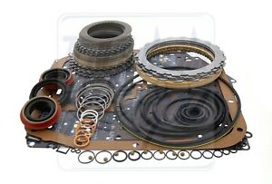 Aode Aod e Ford Transmission Trans Overhaul Rebuild Kit Alto 1992 1995