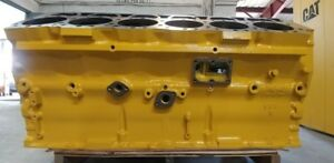 Caterpillar 3412 Engine Block 7n840