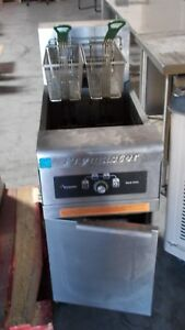 Frymaster Model Re114sd Deepfryer 2basket