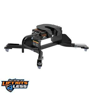 Curt 16041 E16 5th Wheel Hitch W puck System Legs For 13 18 Ram 1500 2500 3500