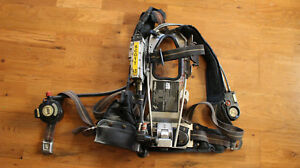 Used Scott 4 5 Ap50 Cbrn 2002 Spec Air Pack Intigrated Pass Scba Harness 30