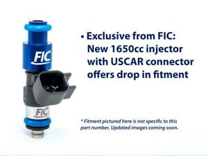 Fic 1650cc Chevy Gm Ls2 Engines Fuel Injector Clinic Injector Set Is302 1650h