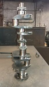 Sbc Lunati 3 750 Forged Crankshaft 400 Mains