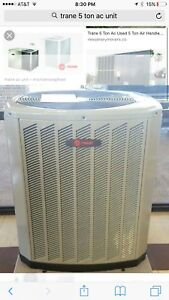 5 Ton Trane Air Conditioner