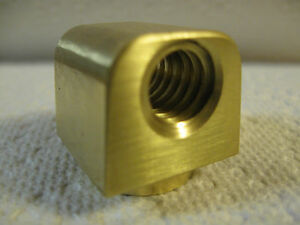 South Bend Lathe 13 Compound Rest Feed Nut Pt95t1