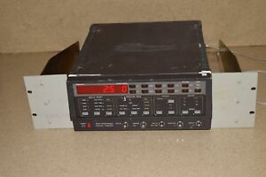 Ballantine 6200a 20mhz Programmable Function Generator W Rackmount Kit 2
