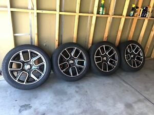 22 Inch 2019 Dodge Ram Wheels Tires Brand New