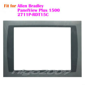 New For Allen Bradley Panelview Plus 1500 2711p rdt15c Protective Film