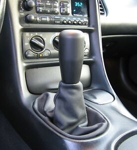 Delrin Shift Knob For 6 Speed Camaro firebird 93 02