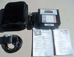 Actron Scantool Cp9110 With Ford 1984 1995 Cp9112