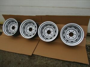 1985 1986 1987 Chevy K5 Blazer K10 4x4 Truck Wheels 15x8 Rally Wheels Oem