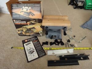 Black & Decker Workmate Hobbycrafter. New NOS! table top adjustable bench vise.