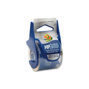 Duck Brand Hp260 Packaging Tape 1 88 In X 22 2 Yds clear with Dispenser