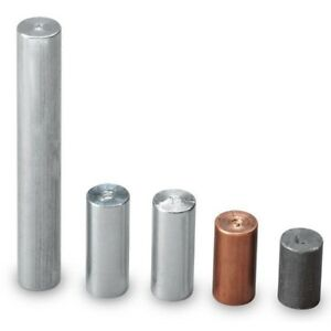 Equal Mass Metal Set Density And Specific Gravity
