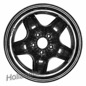 16 Inch Chevy Hhr 2007 2009 Oem Factory Original Steel Wheel Rim 19360