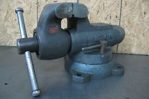 Wilton 4 Swivel Base Vise No 400