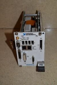 National Instruments Ni Pxie 8133 Embedded Controller
