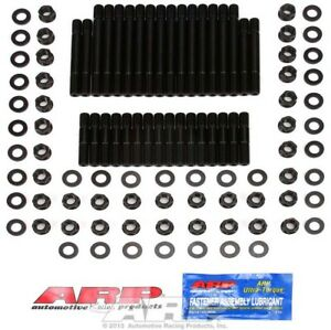 Arp 134 4001 Sbc Small Block Chevy Aluminum Or Steel Head Stud Bolts Heads Studs