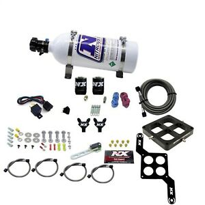 Nitrous Express 60047 05 Dominator Billet Crossbar Stage 6 2 5lb Bottle